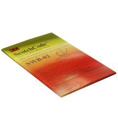 SWB-02 Marker Book