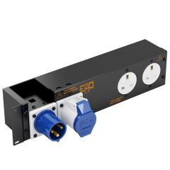 EMO power distribution panel C