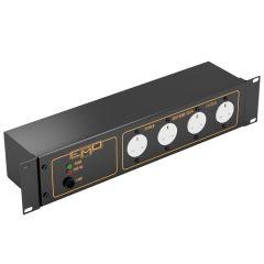 EMO power distribution panel E