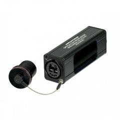 Weatherproof opticalCON Couplers