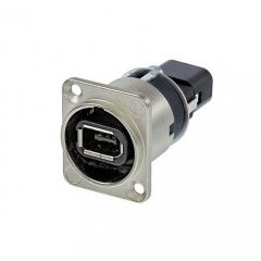NA1394-6-W 6 pole firewire adapter