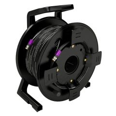 Drum Mounted Flexible Extended Distance HD BNC Cables