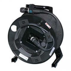 Neutrik opticalCON Quad Singlemode Drum Mounted